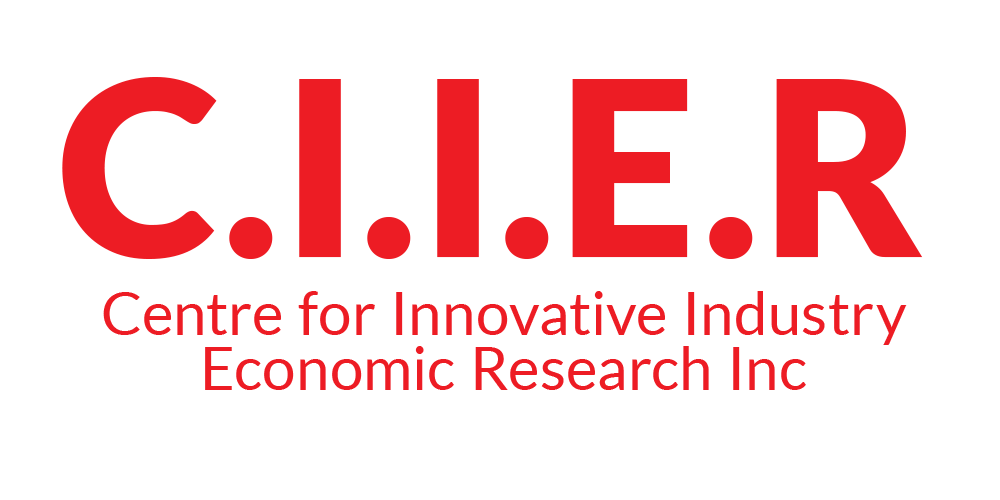 CIIER – Centre for Innovative Industry Economic Research Inc